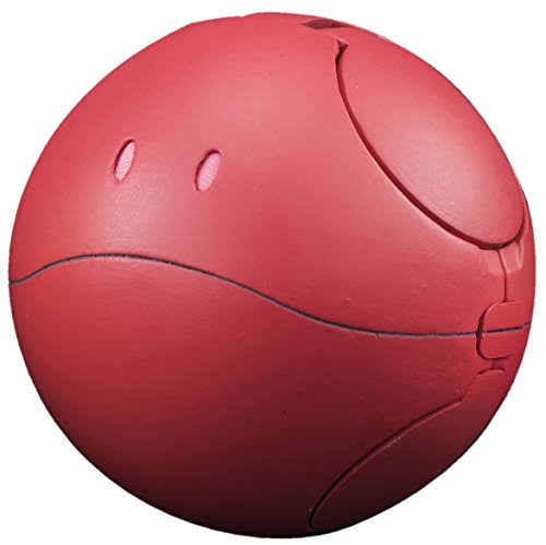 Bandai Pla 02 Haro Diva Gundam Model Kit - Red, 7cm