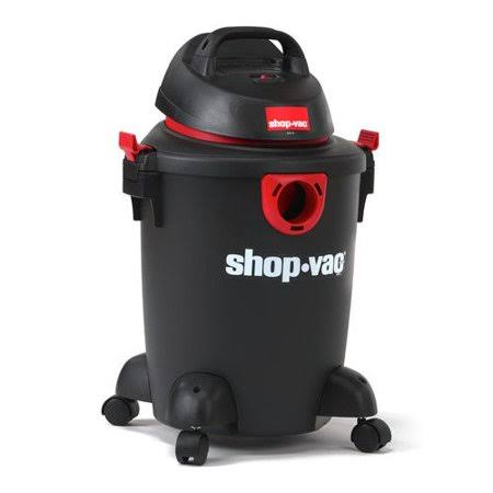 Shop-Vac 5985000 3.0 Peak HP Classic Wet / Dry Vacuum - Black, 6gal