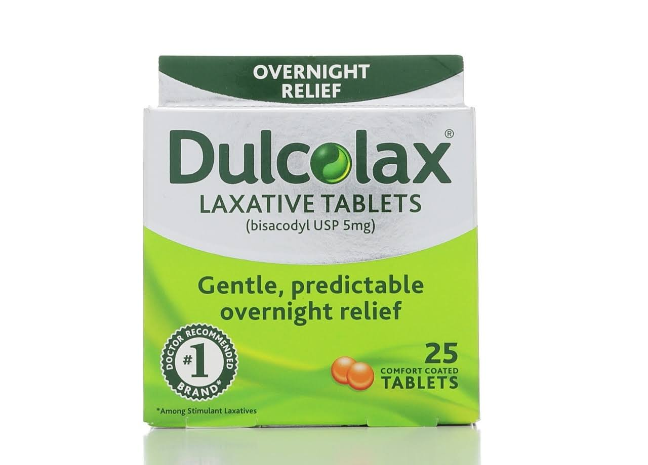 Dulcolax Laxative - 25ct