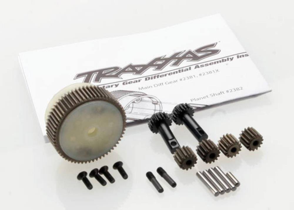 Traxxas Planetary Gear Differentiall - with Steel Ring Gear