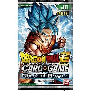 Dragon Ball Super Galactic Battle Booster Pack