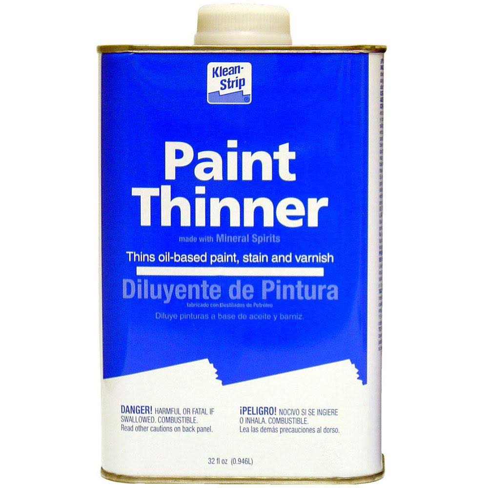 Klean-Strip Paint Thinner