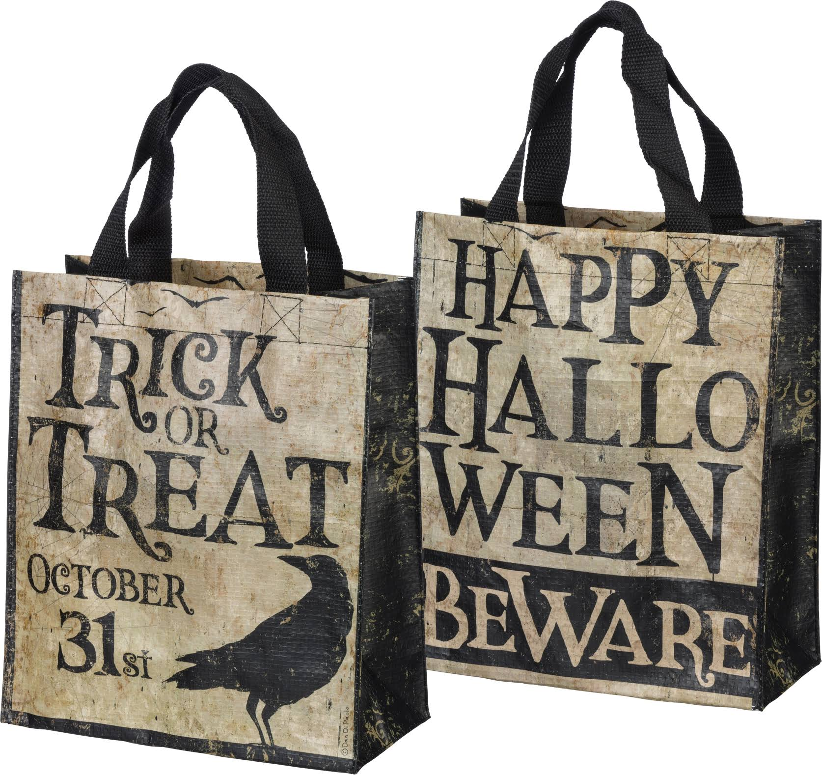 Primitives by Kathy Men's Tote Bag 'Trick or Treat' Tote One-Size