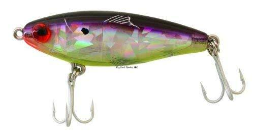 "Mirrolure 17MR-MGBG Mirrodine Fishing Lure - 2-5/8"", 3/8"""