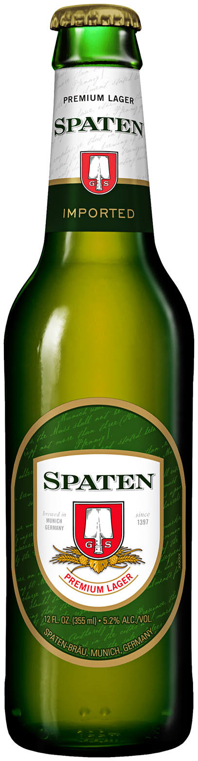 Spaten Imported Premium German Beer