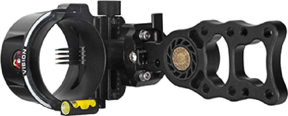 Axcel ArmorTech VisionHD Sight Black 4 Pin .019 RH/LH