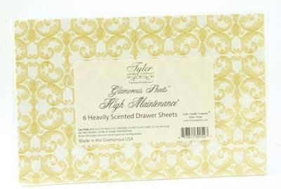 Tyler Glamorous Drawer Sheets High Maintenance