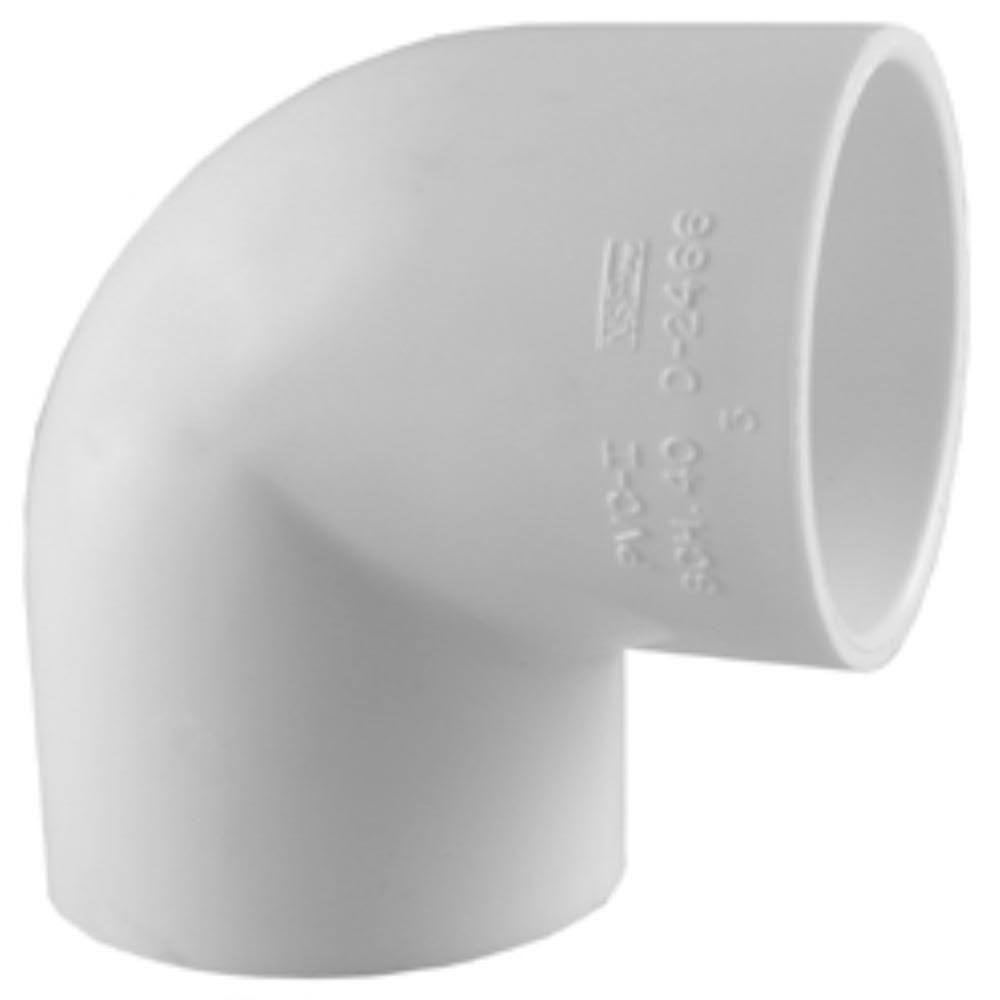 Charlotte Pipe & Foundry Pipe Elbow - 90 Degrees