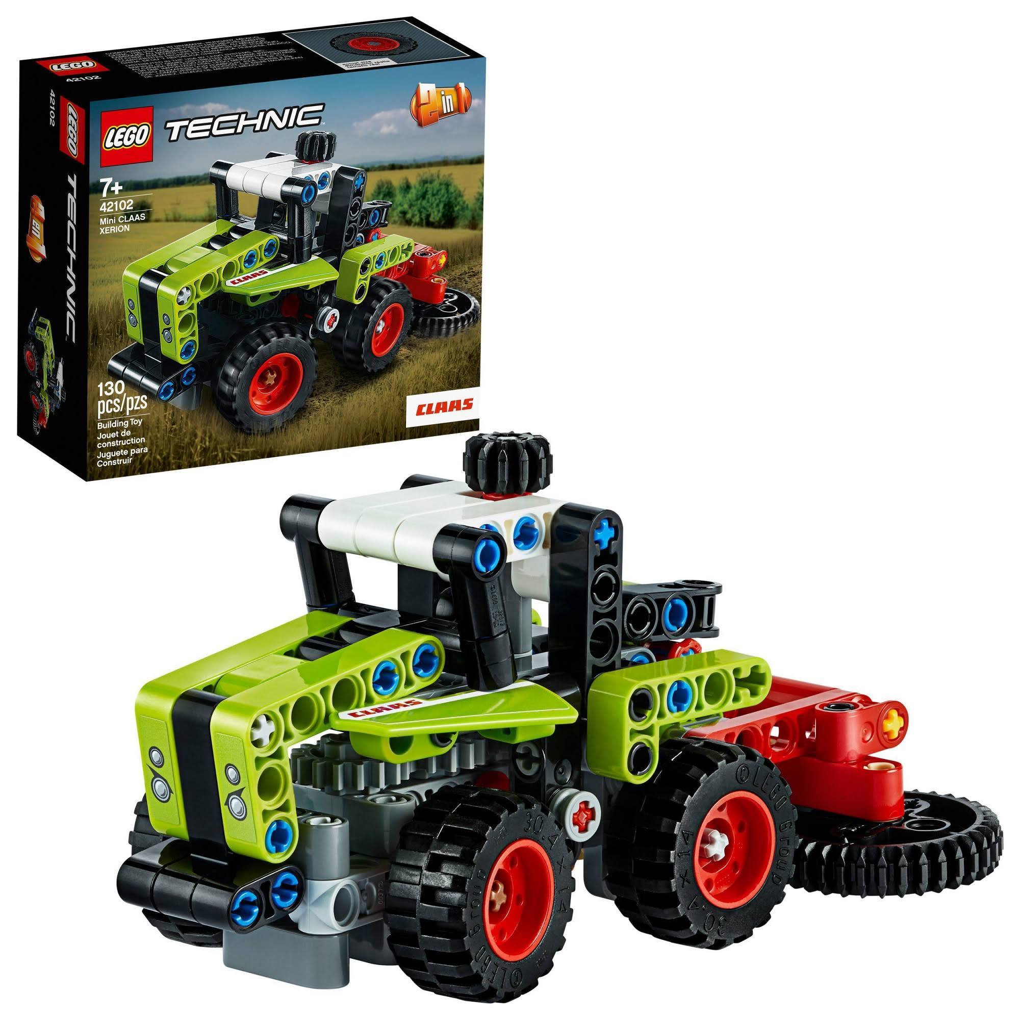 Lego Technic Mini Claas Xerion 42102 Building Kit