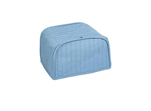 Ritz Quilted Two Slice Toaster Cover - Light Blue