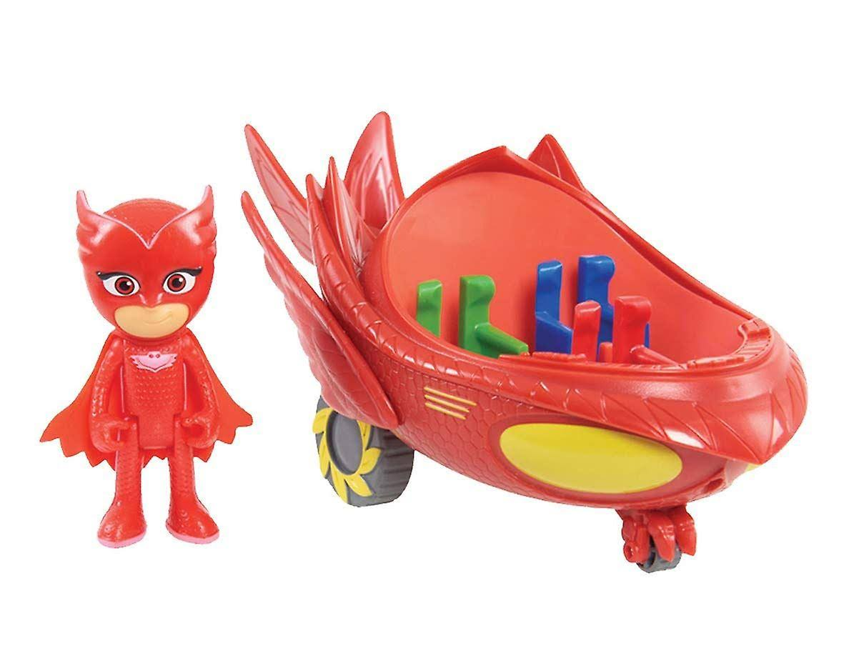 PJ Masks Owlette and Owl Glider Figure and Vehicle Toy