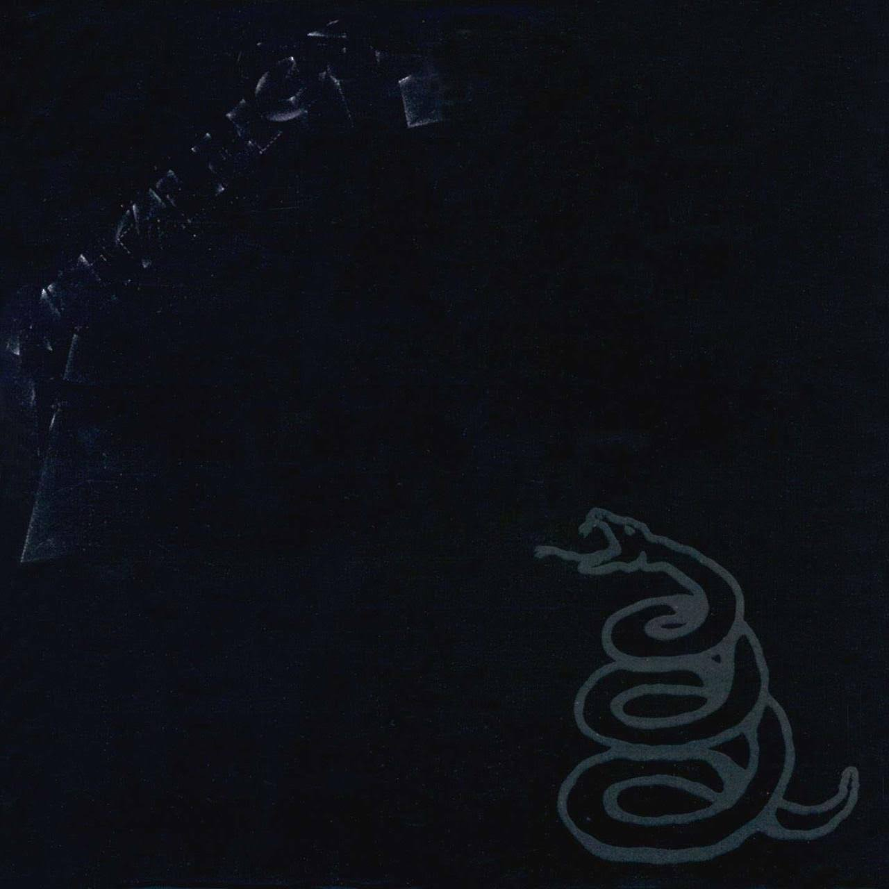 Metallica (The Black Album) - Metallica