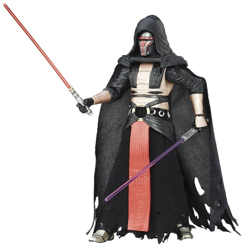 Star Wars The Black Series Figure - Darth Revan, 15cm