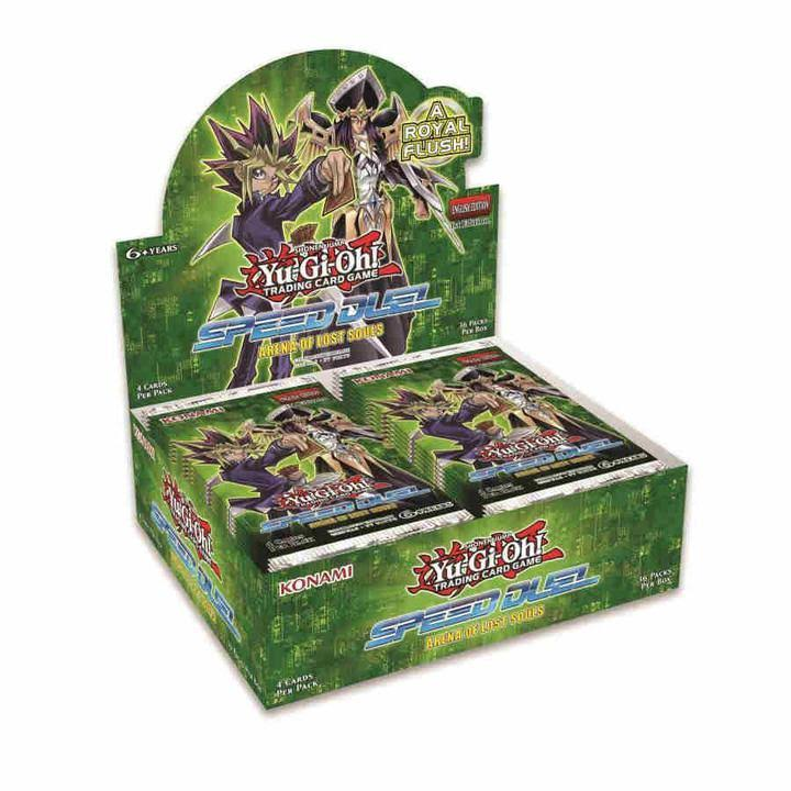 Yu-Gi-Oh! Speed Duels: Arena of Lost Souls Booster Pack