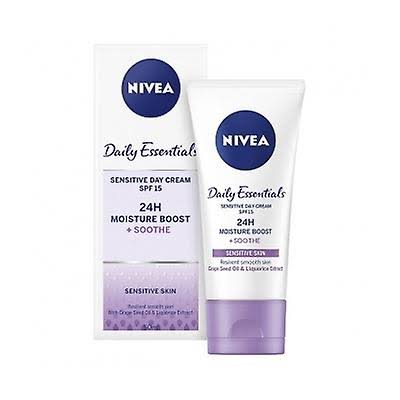 NIVEA Daily Essentials Sensitive Day Cream - 50ml