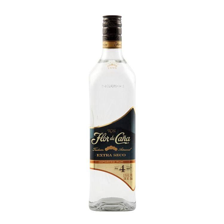 Flor De Cana 4 Year Old White Rum - 750ml