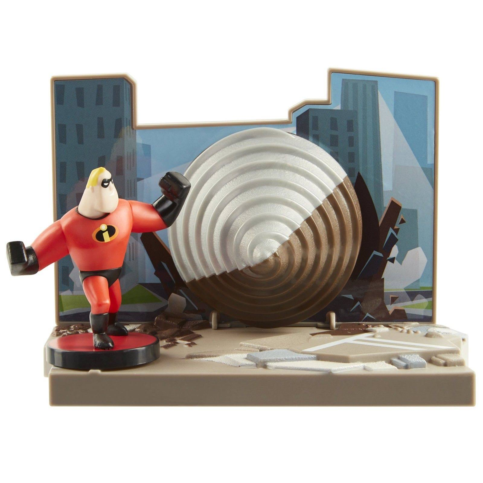 Disney Pixar 74931 Incredibles 2 Drill Attack Playset