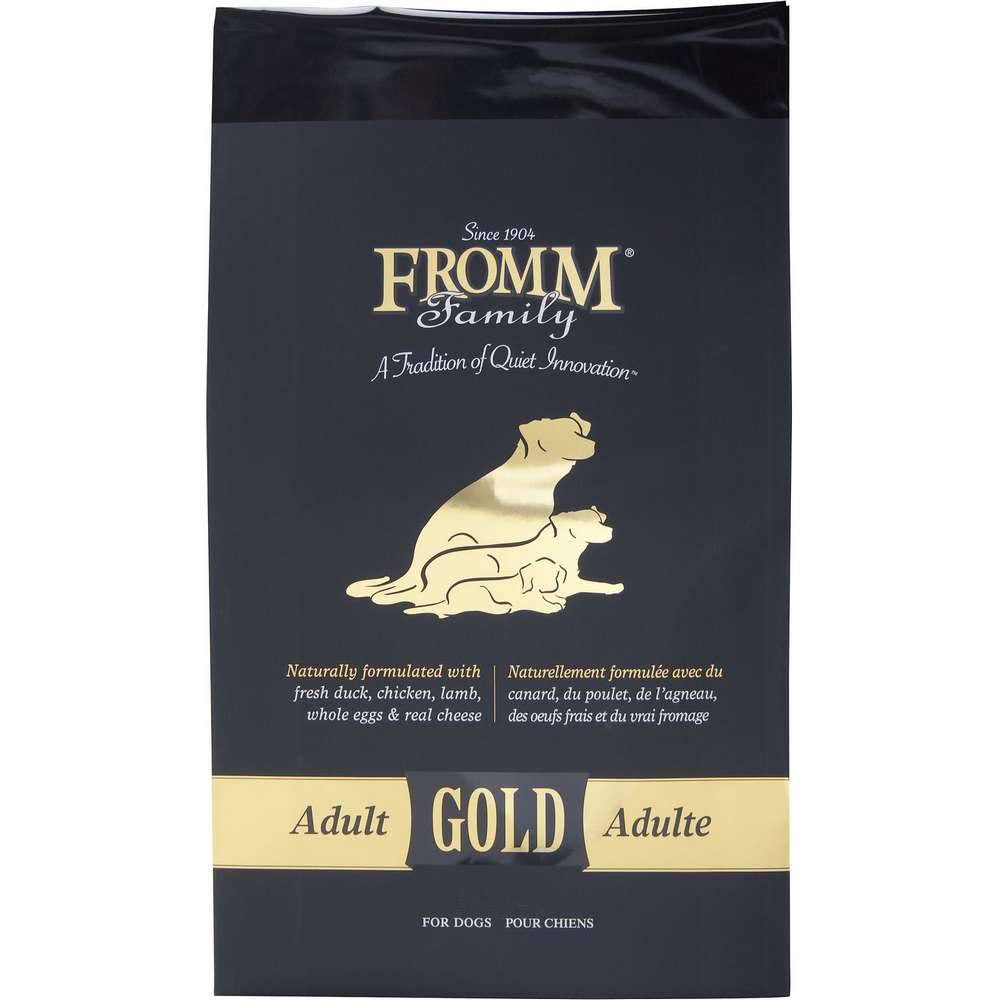Fromm Gold Adult Dry Dog Food - 15lb