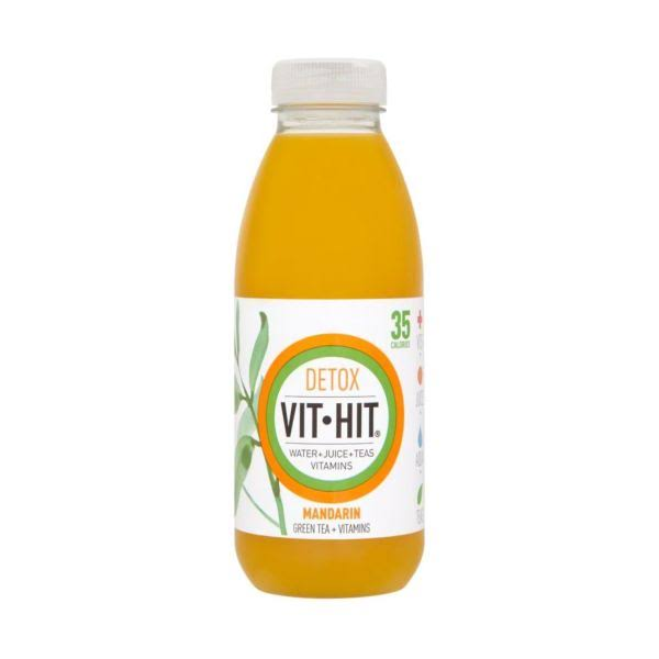 Vit Hit Detox Juice Drink - Mandarin, 500ml