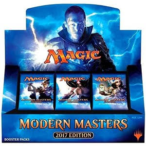 Magic The Gathering: Modern Masters 2017 Booster Display Box