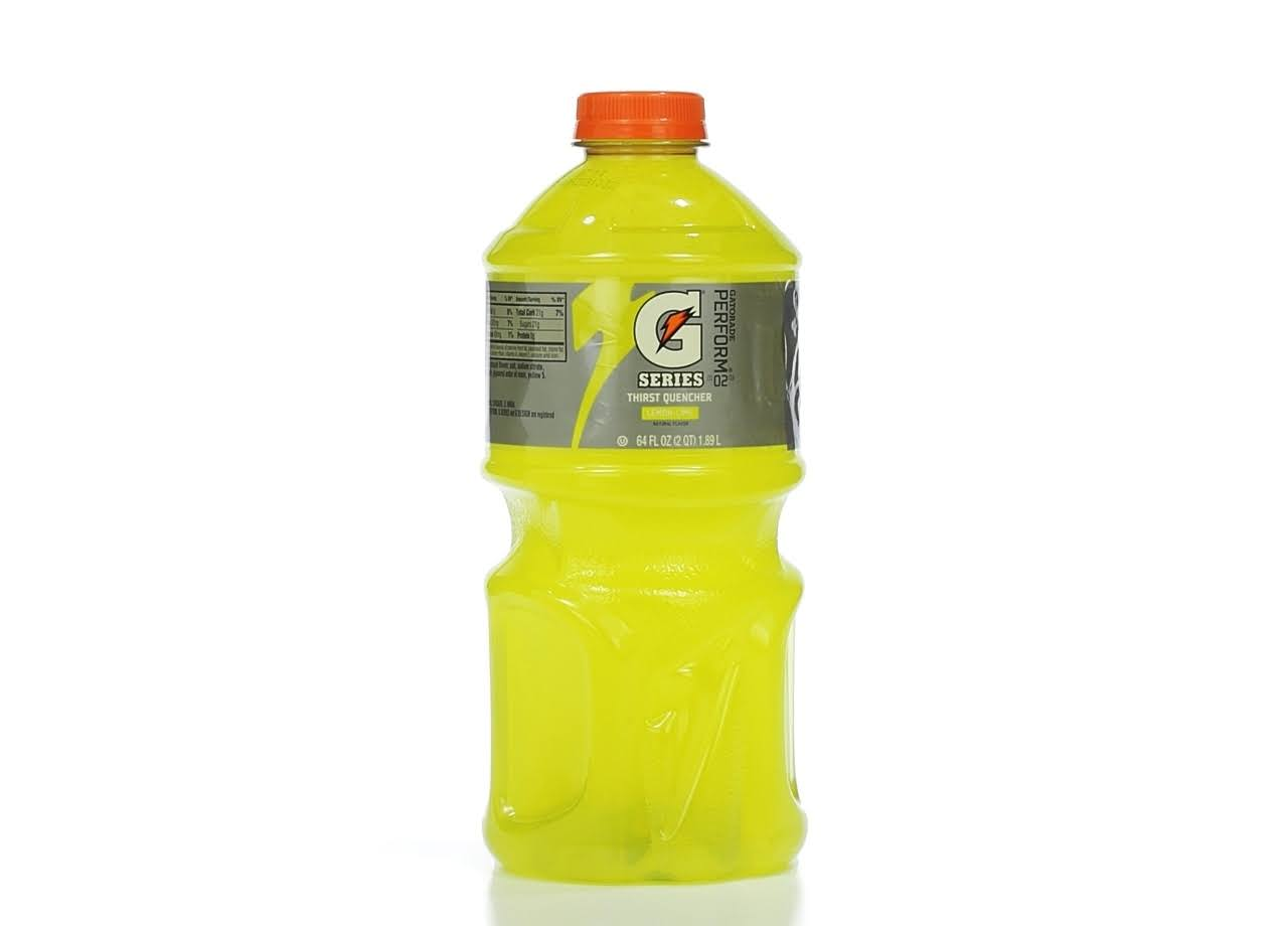 Gatorade Thirst Quencher Sports Drink - Lemon-Lime