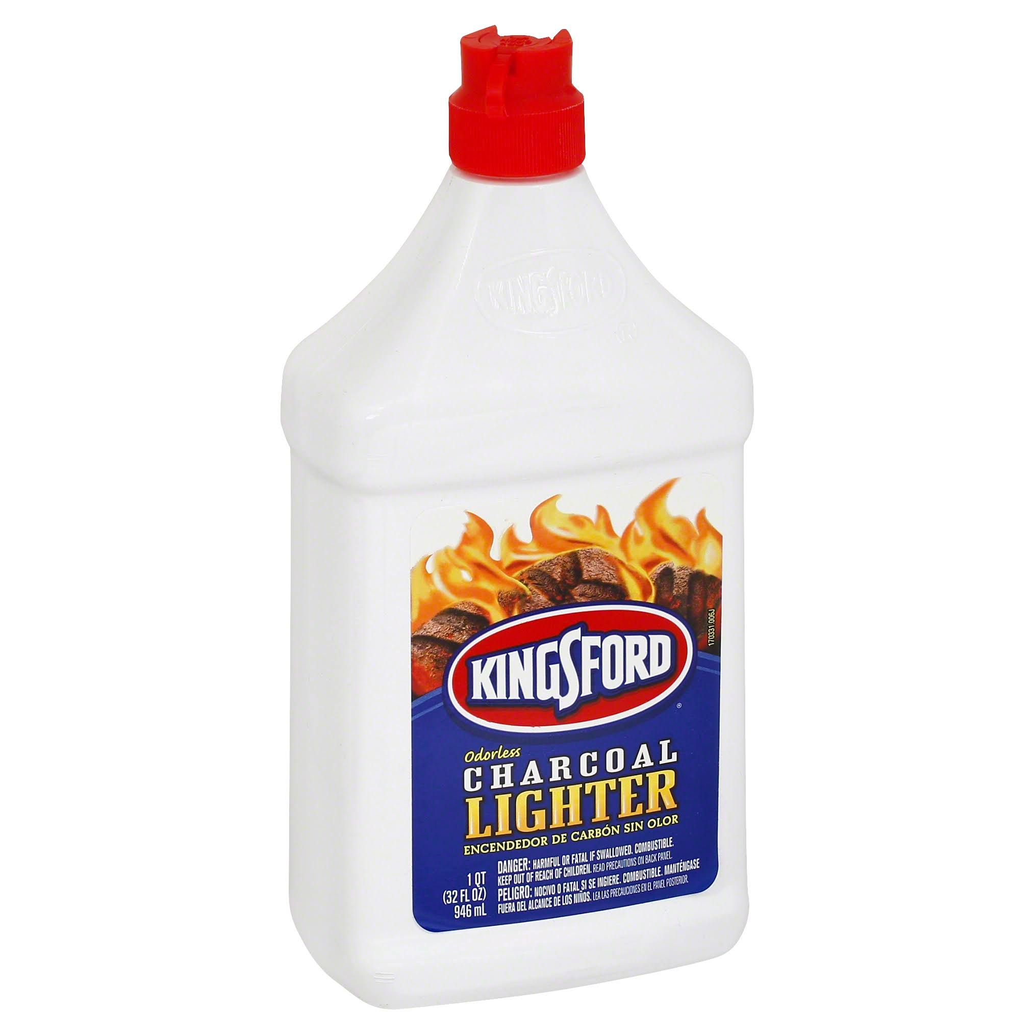 Kingsford Charcoal Lighter Fluid - 32oz