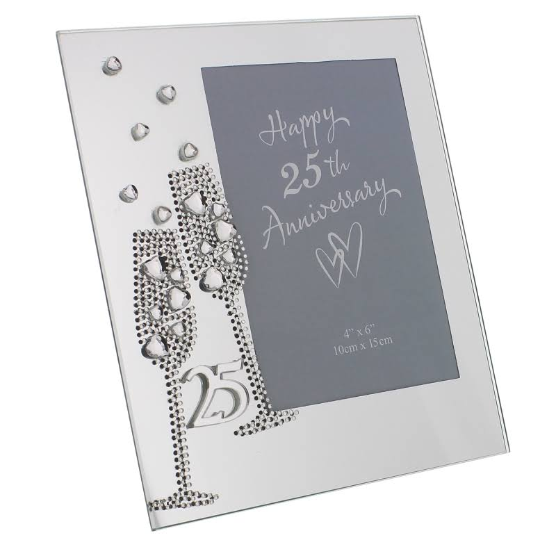 Juliana Collection Anniversary Photo Frame