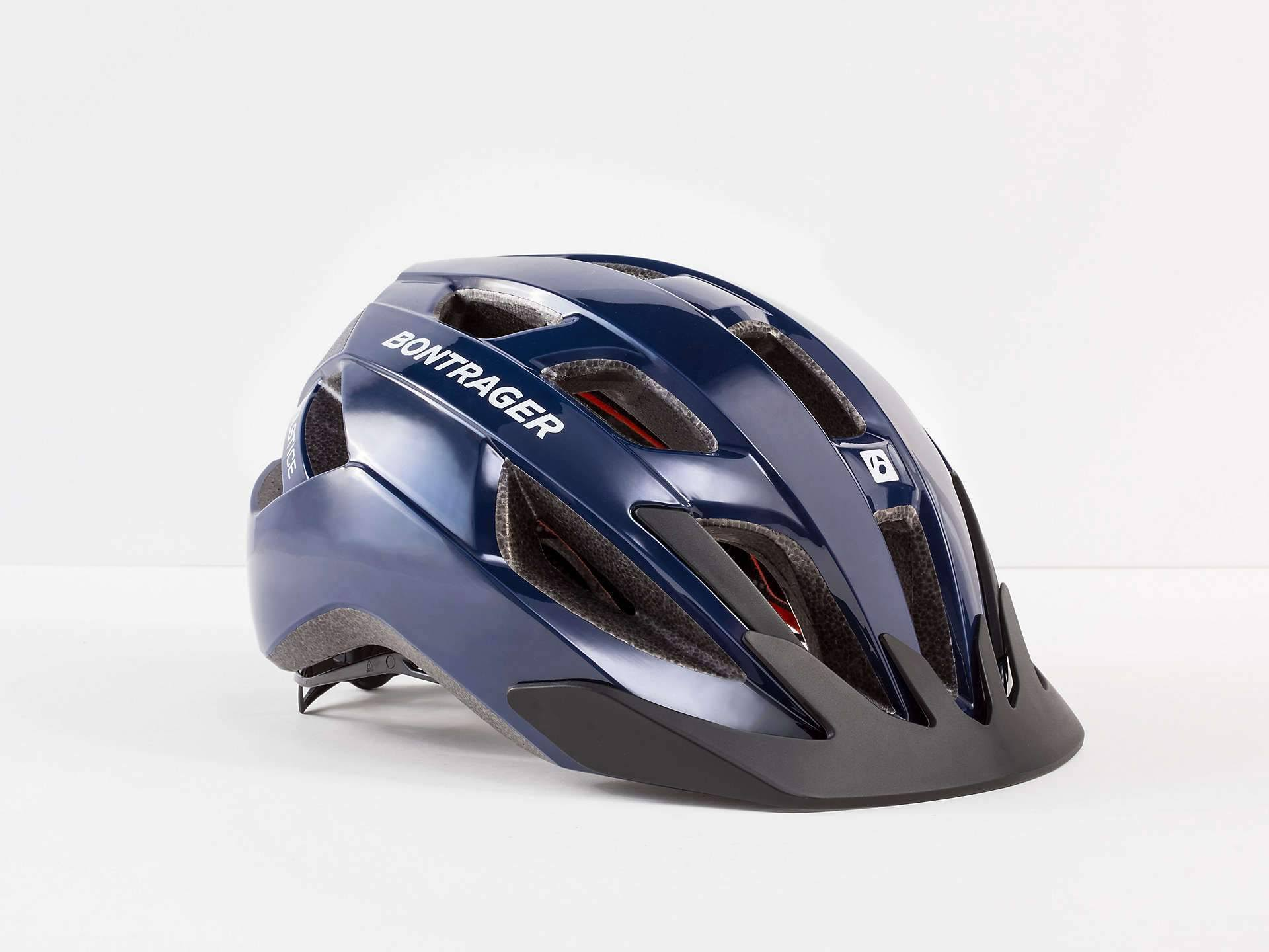 Bontrager Solstice Bike Helmet - Navy - Medium/Large