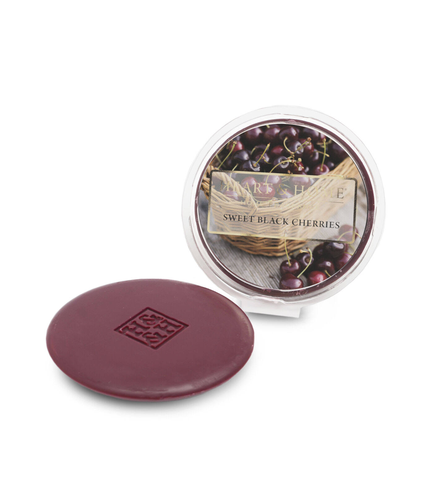 Heart & Home Sweet Black Cherries Scented Wax Melt