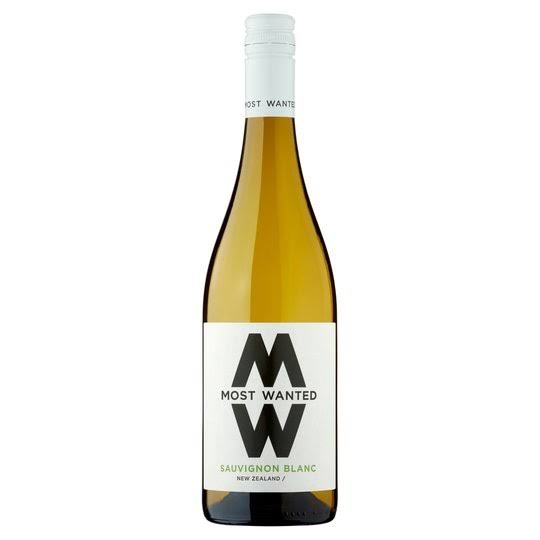Most Wanted Sauvignon Blanc 75cl