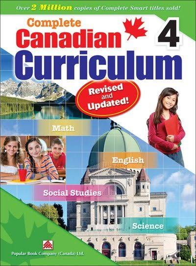 Complete Canadian Curriculum Grade 4 - Popular Book Editorial