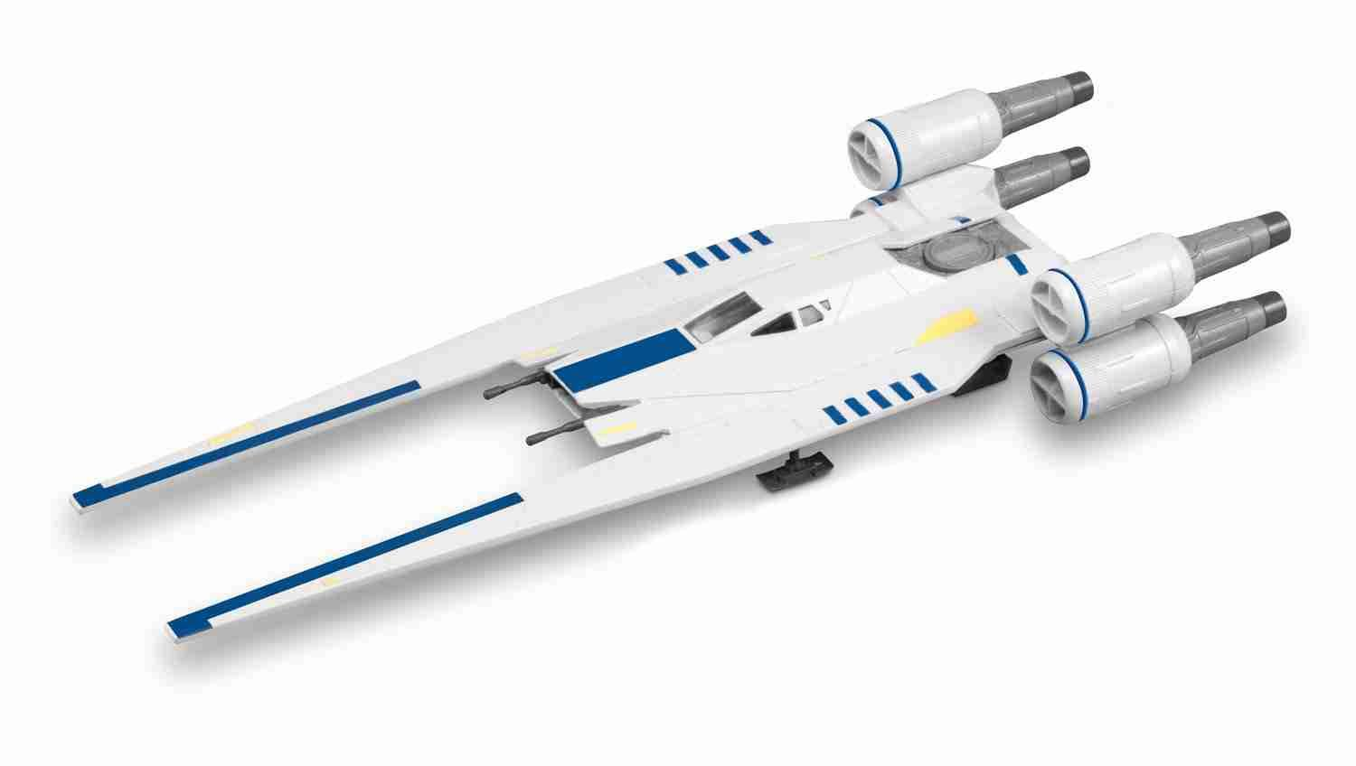 Revell SnapTite Build and Play Rebel U-wing Fighter Building Kit