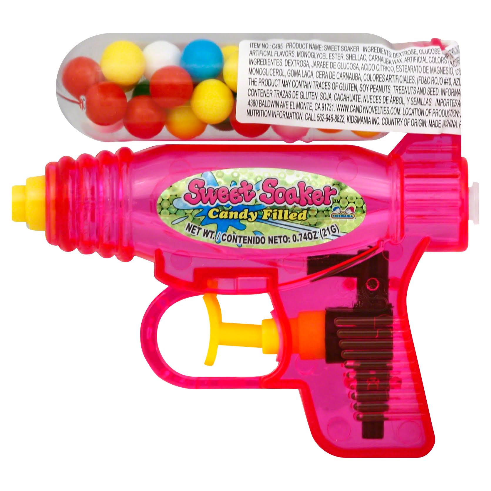 Kidsmania Sweet Soaker Candy