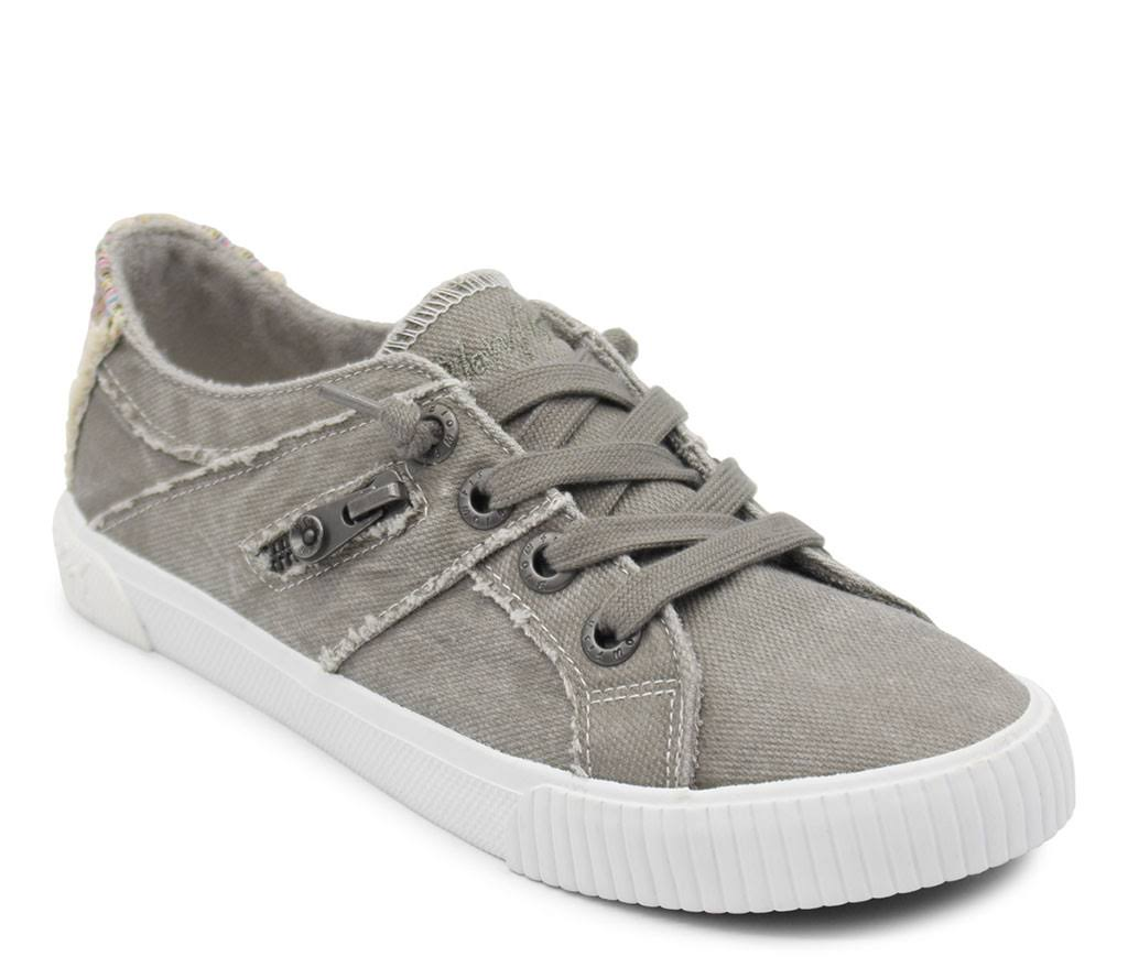 Blowfish Women's Malibu Fruit Shoes - Gray, Size 10
