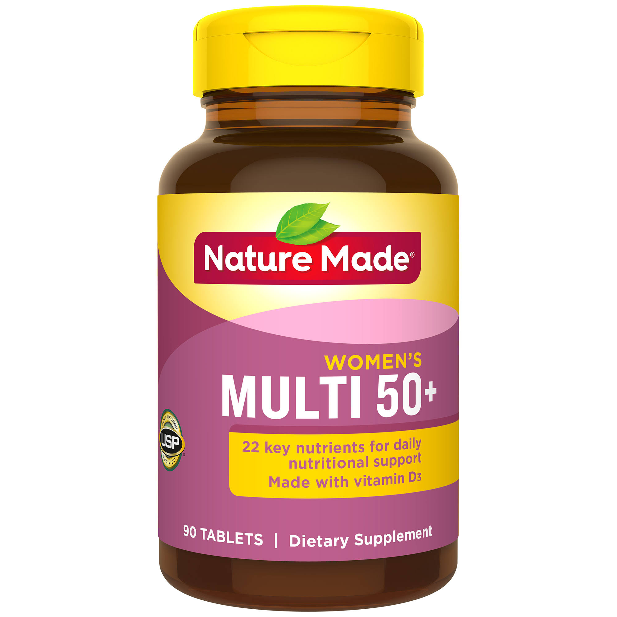 Nature Made Multi Vitamin and Mineral For Her 50+ - 90 Tablets