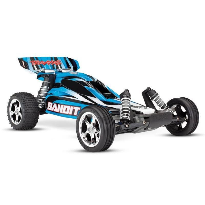 Traxxas Bandit XL-5 2WD Buggy Brushed Blue