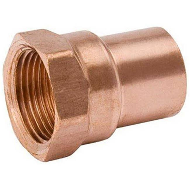 "Mueller Industries Female Adapter - 61245 .75"" x 1"""