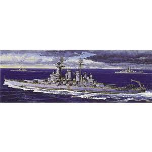1/700 Aoshima USS Washington Battleship