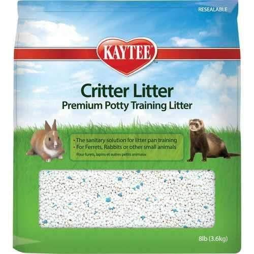 Super Pet Critter Litter - 8lbs