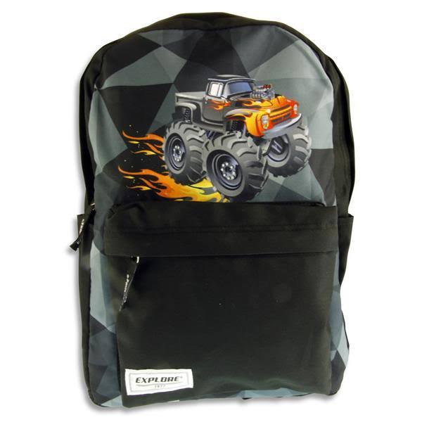 Explore Extra-Strong 20ltr Backpack - Car