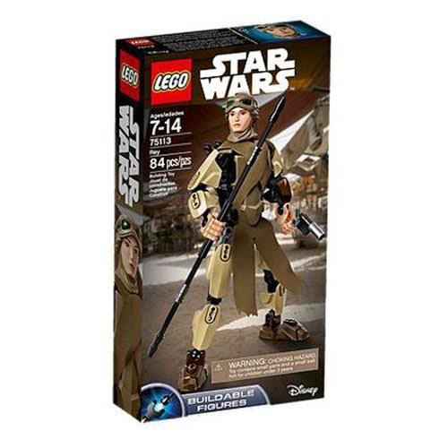 Lego Star Wars Rey Building Toy