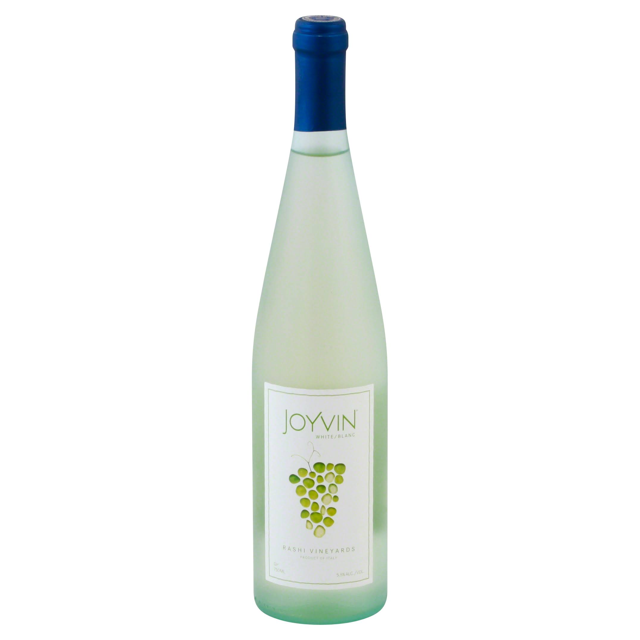 Joyvin White Wine,Vineyards Rashi - 750 ml