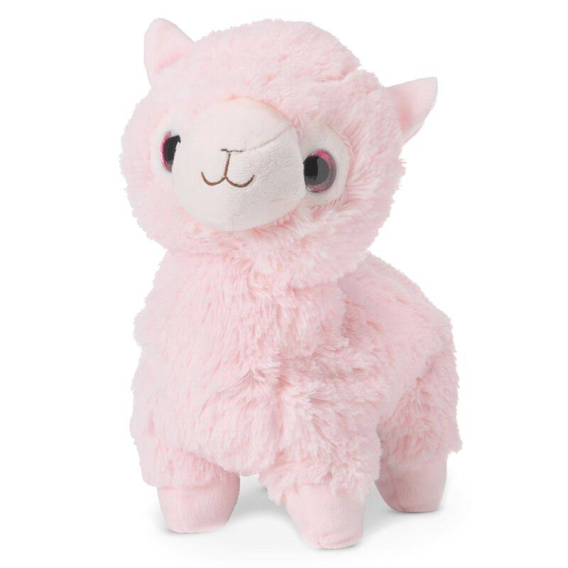 Intelex Warmies Cozy Plush Pink Llama, Size: One Size
