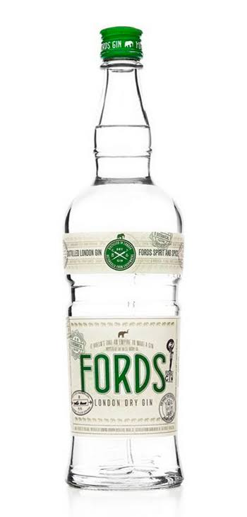 The 86 Fords Dry Gin - 750 ml bottle
