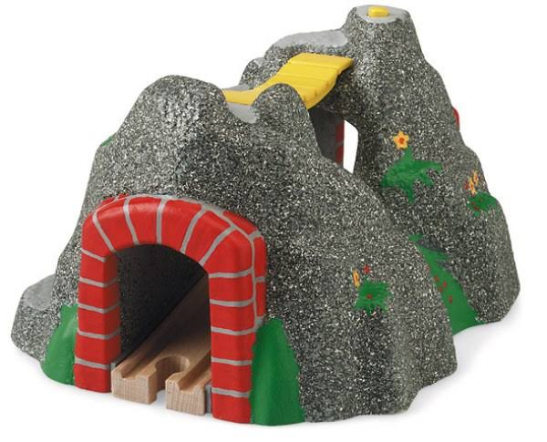 Brio Railway Adventure Tunnel