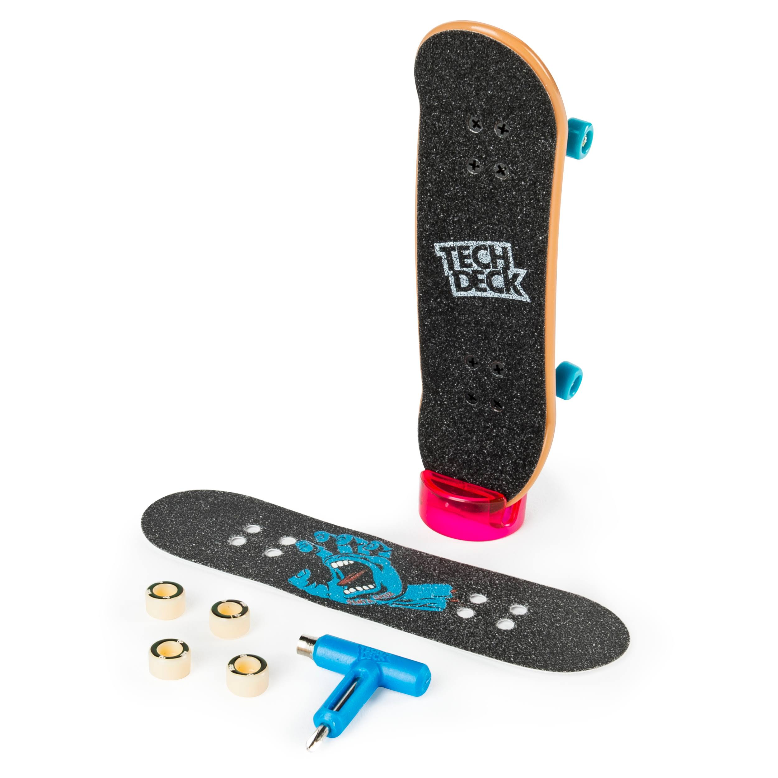 Tech Deck Toy Machine, Series 4, Tech Deck