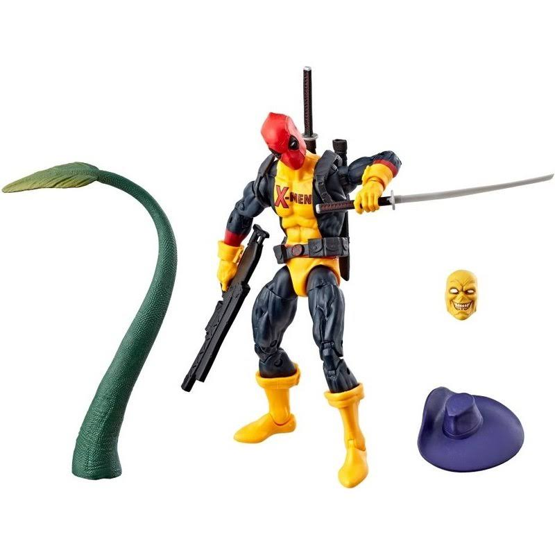 Marvel Legends Series 6-Inch Deadpool