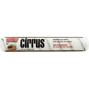 "Wooster R194 14"" Cirrus 1/2"" Nap Roller Cover"