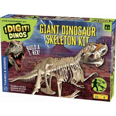 Thames & Kosmos - Giant Dinosaur Skeleton Kit