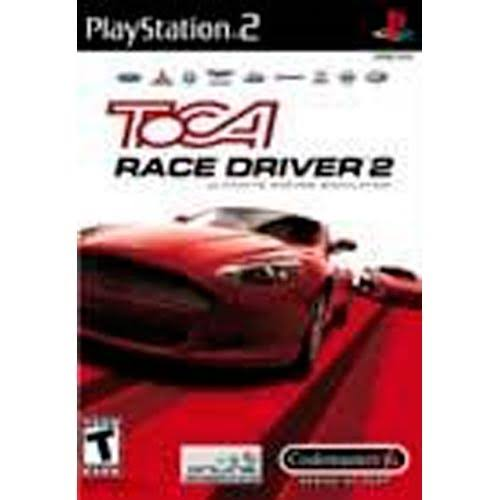 Toca Race Driver 2 - Playstation 2
